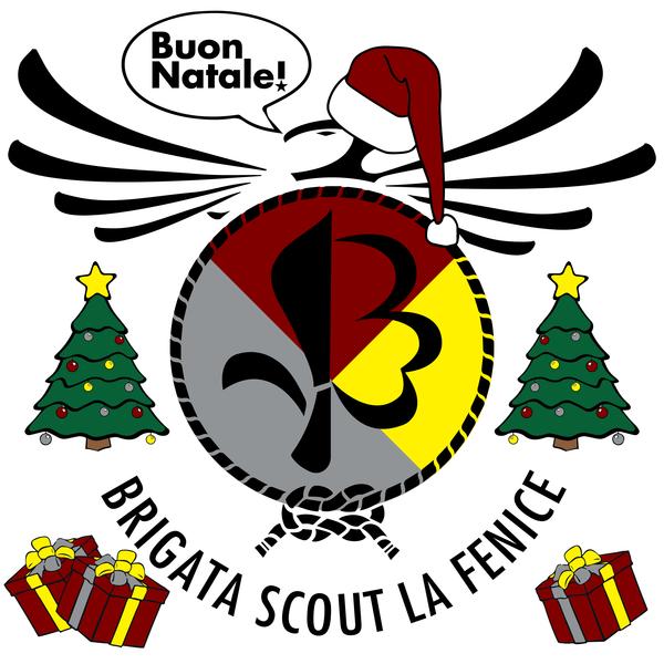 buone feste brigata scout la fenice